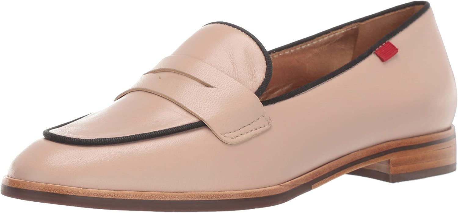 MARC JOSEPH NEW YORK Womens Womens Genuine Leather Made in Brazil East Village Loafer Loafer