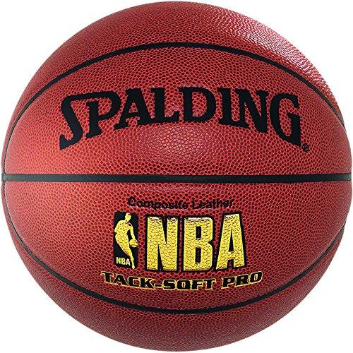 Spalding - Balón de Baloncesto NBA Tack Soft Pro talla 6: Amazon ...