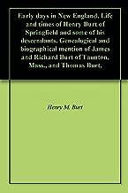 Best henry burt genealogy Reviews