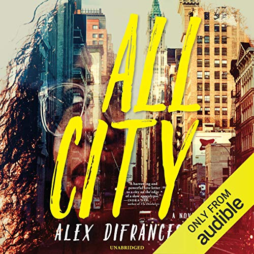 All City audiobook cover art