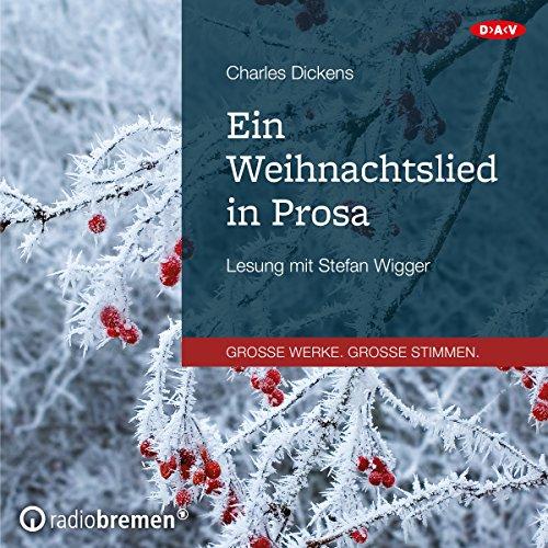 Ein Weihnachtslied in Prosa cover art