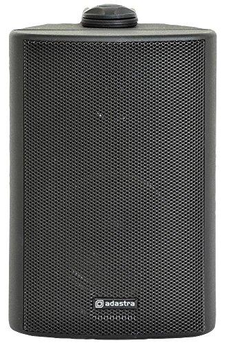 Outdoor Speaker 100 V 7,6 cm 60 W Noir//Outdoor Speaker 100 V 7,6 cm 60 W Noir ; Externe Externe Profondeur : 98 mm ; Hauteur : 153 mm ; Largeur : 106 mm ; fréquence Respon Externe (Bp3 V-b)