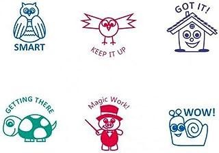 Trodat Classmates Motivational And Reward Teacher Stamps Set