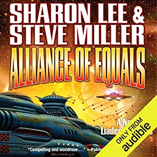 Alliance of Equals audiobook cover art
