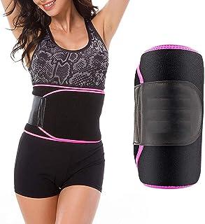 obliss Weight Loss Hot Slimming Belt for Men , Women Belly Sweat Slim Belt Neoprene Fat Burning Sauna Waist Trainer Health...