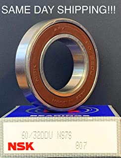 60/32-2RS NSK Ball Bearing Double Sealed 32x58x13mm 60/32 60/32-RS 60/32 DDU