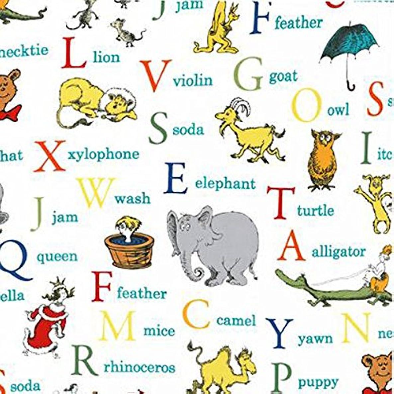 Robert Kaufman ABC By Dr Seuss Symbolic Alphabet Adventure