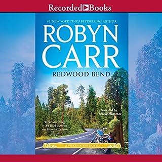 Redwood Bend audiobook cover art