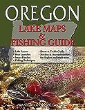 Oregon Lake Maps & Fishing Guide (Revisde & Resized)