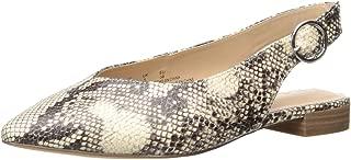 The Drop Women's Tara Pointed Toe Slingback Flat