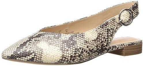 The Drop Tara Chaussures plates à bride et bout pointu