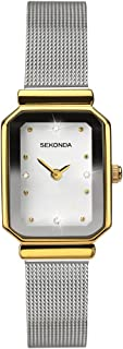 Sekonda Women's SK2464 Year-Round Analog Quartz Silver Watch