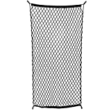 Abn Cargo Net with Fasteners and Hardware, 24 x 45in (Stretches to 60in Long)...