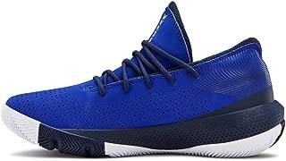 Unisex-Kid's Pre School SC 3ZER0 III Basketball Shoe, Royal (404)/Academy, 3.5