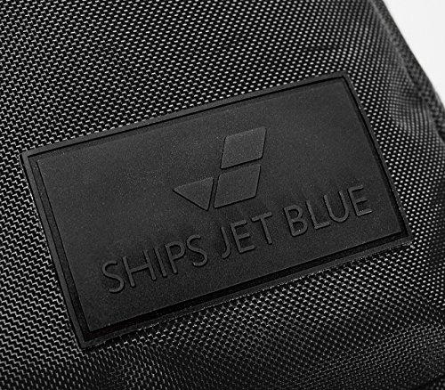 SHIPS JET BLUE 3WAY スクエアバッグ BOOK 商品画像
