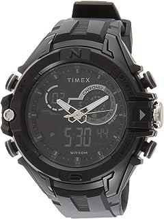 تيميكس ساعة عملية كاجوال للرجال , راتنج , TW5M23300