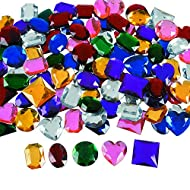 Jumbo Adhesive Jewels - Crafts for Kids and Fun Home Activities