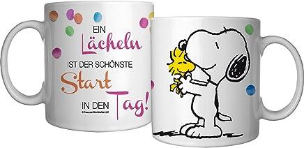 Preisvergleich für Peanuts Snoopy Collection - Tasse EIN Lächeln, 320 ml
