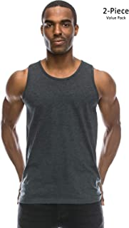 9b586513be43c JC DISTRO Mens Basic Solid Tank Top Jersey Casual Shirts (Size Upto 3XL
