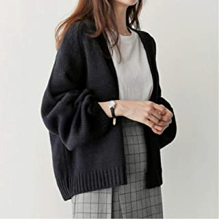 LJLLINGA Casual Solid Autumn Winter Sweaters Female Oversize Women Sweaters Cardigans Sweet Elegant Knitted Tops