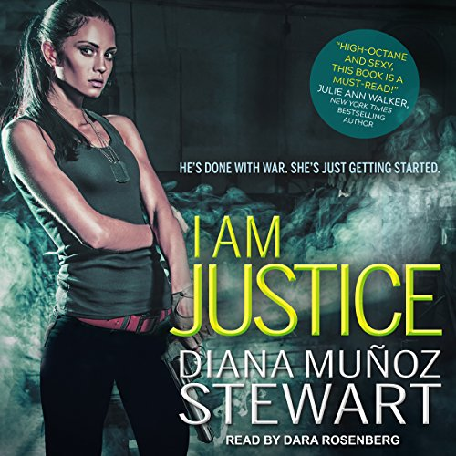 I Am Justice audiobook cover art