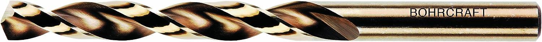 Bohrcraft Spiralbohrer Spiralbohrer Spiralbohrer DIN 338 HSS-E Co 8% Split Point Typ N, 4,3 mm in QuadroPack Profi Plus, 1 Stück, 11470300430 B00ELDPKXE | Ästhetisches Aussehen  8977cd
