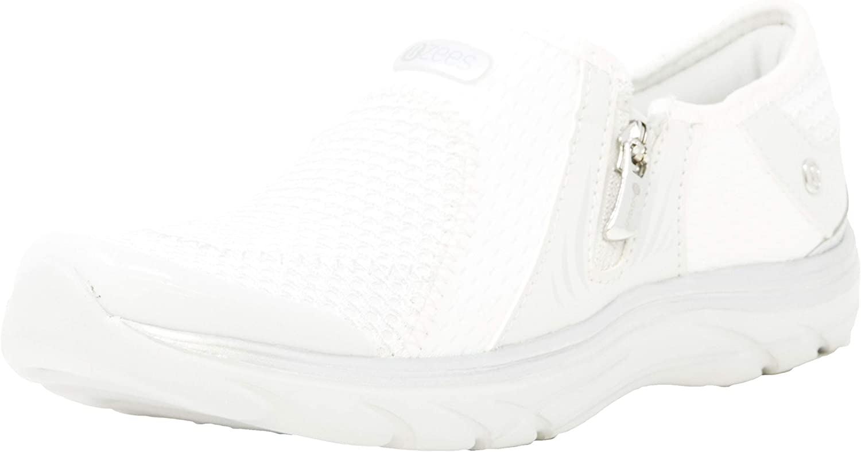 Naturalizer Balance White Sport Mesh Womens Fashion Sneaker Size 6M
