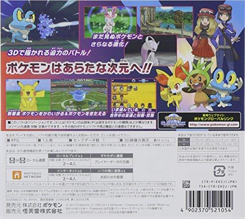 『ポケットモンスター Y - 3DS』の2枚目の画像