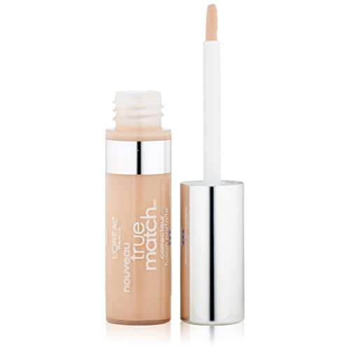 L'Oreal True Match Concealer, Fair/Light Cool [C1-2-3], 0.17 oz