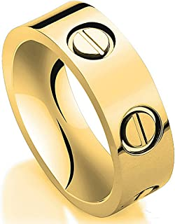 JoGray Love Ring-Gold Lifetime Just Love You 4MM in Width