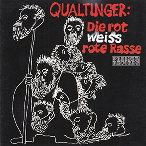 Die rotweißrote Rasse audiobook cover art