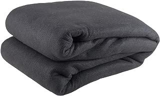Sellstrom S97625 Welding Blanket - 16 oz Carbon Felt - 6'x8' - Black