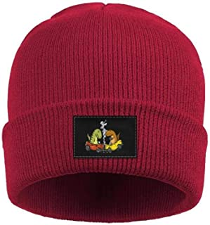 Man They Have Evolved T-rex Dinosaur Wool Beanie Cap Winter Hats Knit hat