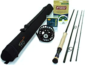 TFO BVK Fly Rod Outfit (8wt, 9'0