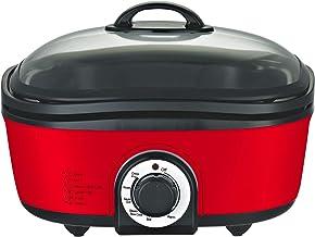 Multicuiseur 12 en 1 (Rotir, frire, mijoter .) - Capacité 5L - 1400W