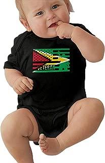 braeccesuit Soccer Heartbeat Infant Baby Boys Girls Infant Creeper Sleeveless Onesie Romper Jumpsuit Black