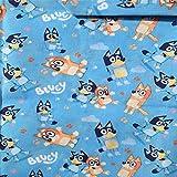 YZMY Textile Patchwork Noël Chien Empreinte Patchwork Polyester Coton100% Coton Tissu pour Tissu Enfants Maison Textile Couture Tilda Poupée-N