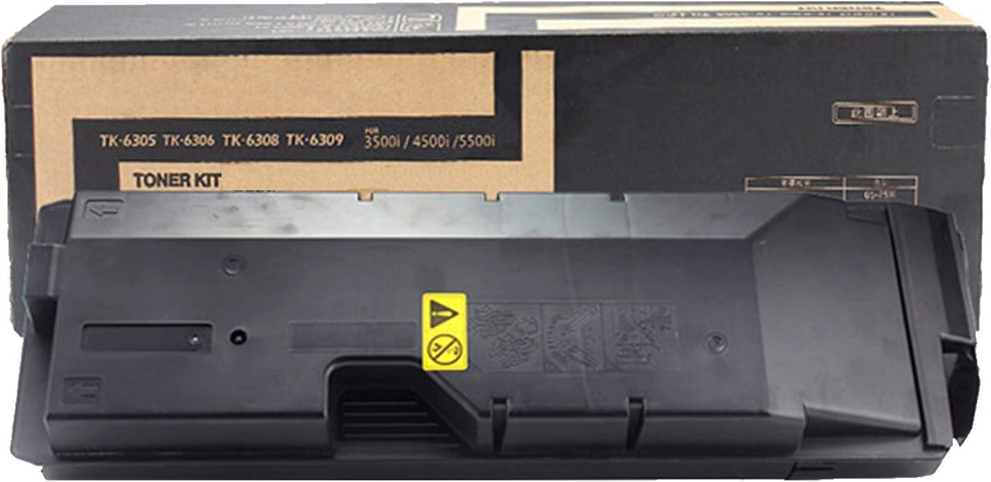 DLKJ Compatible Toner Cartridge Replacement for Kyocera TK-6309 TK-6308 TK-6307 TK6305,Fits with TASKalfa 3500i 4500i 5500i 3501i 5501i Printer,35000 Pages