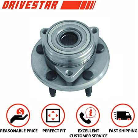 Rear Wheel Hub & Bearing Assembly Left or Right For 2001-2007 Ford ...