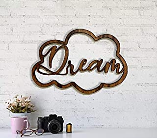 The House of Memories Dream Wall Decor Home Wall Decor, MDF Board in 5mm, Wall Decorative Piece for Bedroom Living Room Ha...