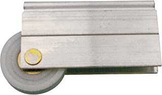 Prime-Line N 6599 Mirror Door Roller Assembly, 1-1/2 in., Plastic Wheel, Ball Bearings, Concave