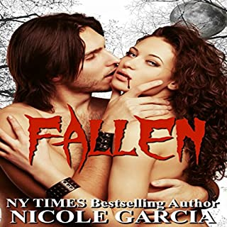 Fallen audiobook cover art