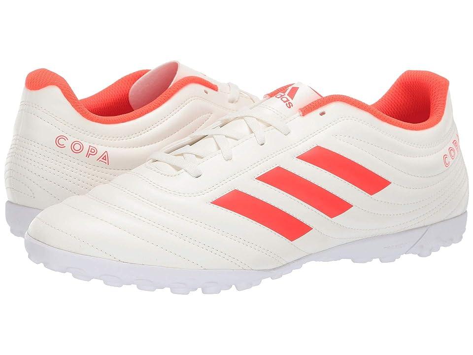 adidas Copa 19.4 TF (Off-White/Solar Red/Off-White) Men