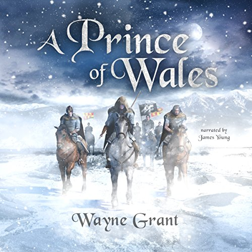 A Prince of Wales audiobook cover art