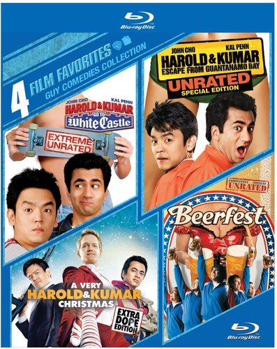 4 Film Favorites: Guy Comedies (Blu-ray)