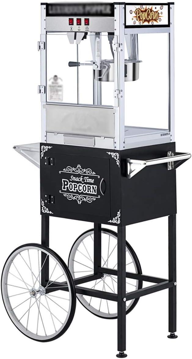 H.ZHOU Popcorn Machine Double Machi Large Capacity Tulsa Mall Door Outstanding