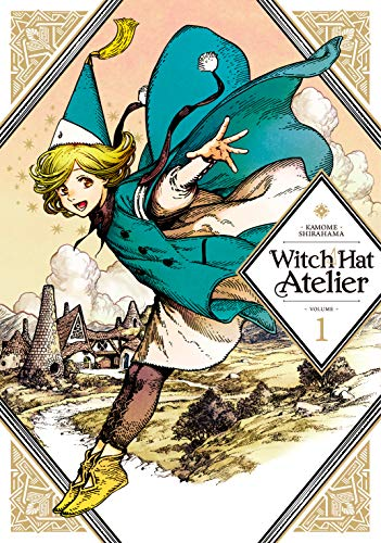 Witch Hat Atelier Vol. 1 (English Edition)
