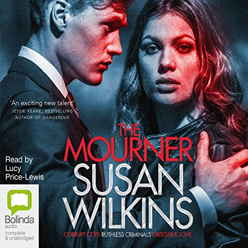 The Mourner audiobook cover art