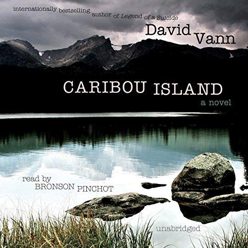 Caribou Island audiobook cover art