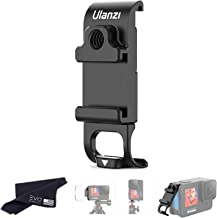 G9-6 Multifunction Battery Cover Door for GoPro HERO9 Black with Cold Shoe Mount & Open Port for Camera Charging
